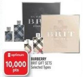 Burberry Brit Gift Sets