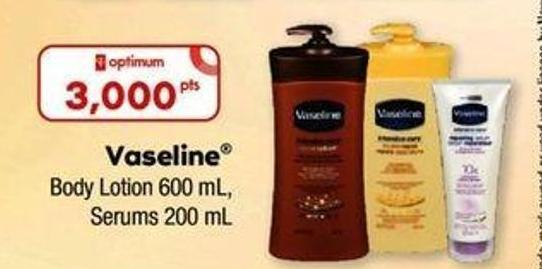 Vaseline Body Lotion - 600 Ml Serums