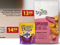 Purina Beyond Superfood Blend Salmon - Egg - & Pumpkin Recipe Dry Dog Food