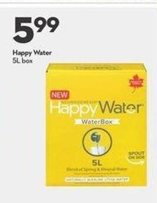 Happy Water