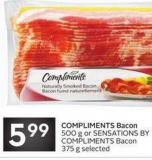 Compliments Bacon