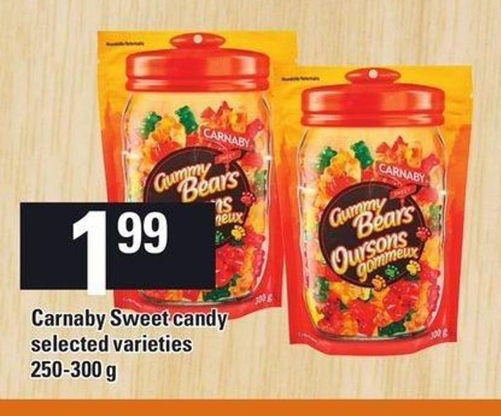 Carnaby Sweet Candy - 250-300 G