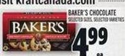 Baker's Chocolate