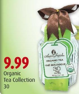 Organic Tea Collection 30