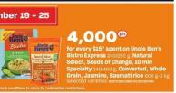 Uncle Ben's Bistro Express - 240/250 G - Natural Select - Seeds Of Change. - 10 Min Specialty 240/460 G - Converted - Whole Grain - Jasmine - Basmati Rice - 600 G-2 Kg
