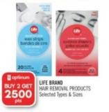 Life Brand Hair Removal Products