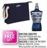 Jean Paul Gaultier Le Male In The Navy Eau De Toilette 125ml