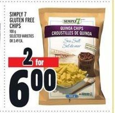 Simply 7 Gluten Free Chips