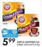 Arm & Hammer Cat Litter - 10 Air Miles Bonus Miles