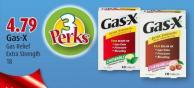 Gas-x  Gas Relief Extra Strength 18