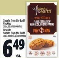 Weets From The Earth Cookies
