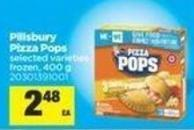 Pillsbury Pizza Pops - 400 g