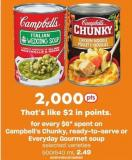 Campbell's Chunky - Ready-to-serve Or Everyday Gourmet Soup - 500/540 Ml