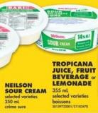 Neilson Sour Cream - 250 mL
