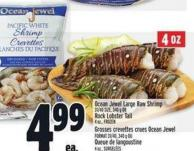 Irresistibles Shrimp Ring 312 G Or Toppits Lobster Meat 200 G