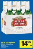 Stella Artois Beer - 6x330 mL