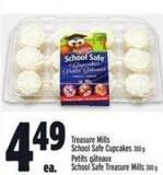 Treasure Mills School Safe Cupcakes 300 g