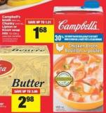 Campbell's Broth - 900 Ml - Chunky - 540 Ml - Lipton Or Knorr Soup Mix - 113-338 G