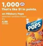 Pillsbury Pops - 8's