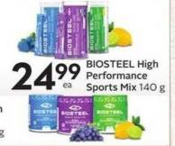 Biosteel High Performance Sports Mix