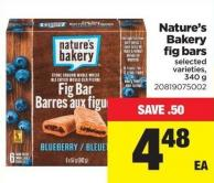 Nature's Bakery Fig Bars - 340 g