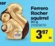 Ferrero Rocher Squirrel