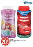 Disney  Multivitamin Gummies 120's - 180's