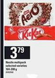 Nestle Multipack - 164-208 g
