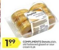 Compliments Donuts