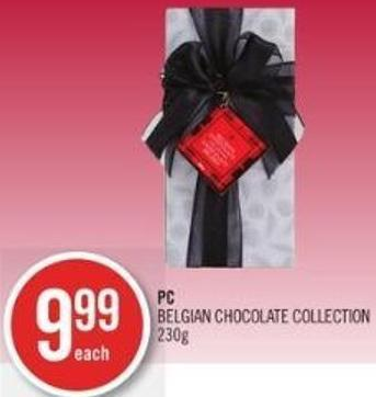 PC Belgian Chocolate Collection 230g