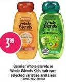 Garnier Whole Blends Or Whole Blends Kids Hair Care