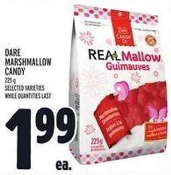 Dare Marshmallow Candy