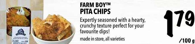 Farm Boy Pita Chips