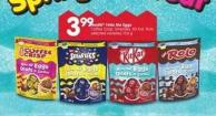 Nestlé Hide Me Eggs Coffee Crisp - Smarties - Kit Kat - Rolo - 150 g