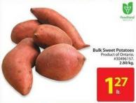 Bulk Sweet Potatoes