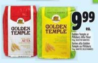 Golden Temple Or Pillsbury Atta Flour