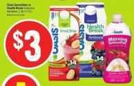 Oasis Smoothies or Health Break Selected Varieties 1.36-1.75 L
