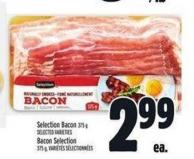 Selection Bacon | Bacon Selection