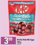 Kit Kat Hide Me Eggs - 150 G