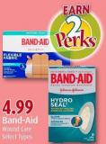 Band-aid Wound Care