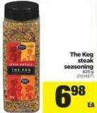 The Keg Steak Seasoning - 825 G