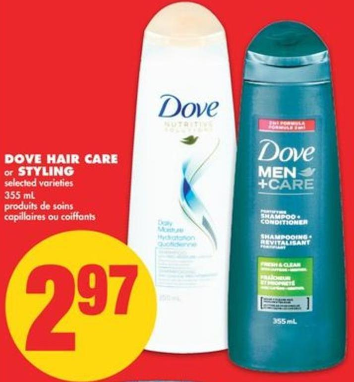 Dove Hair Care Or Styling - 355 Ml