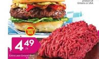 Extra Lean Ground Beef 9.90/kg