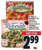 Dr. Oetker Or Irresistibles Pizza