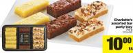 Charlotte's Assorted Bar Party Tray - 750 g