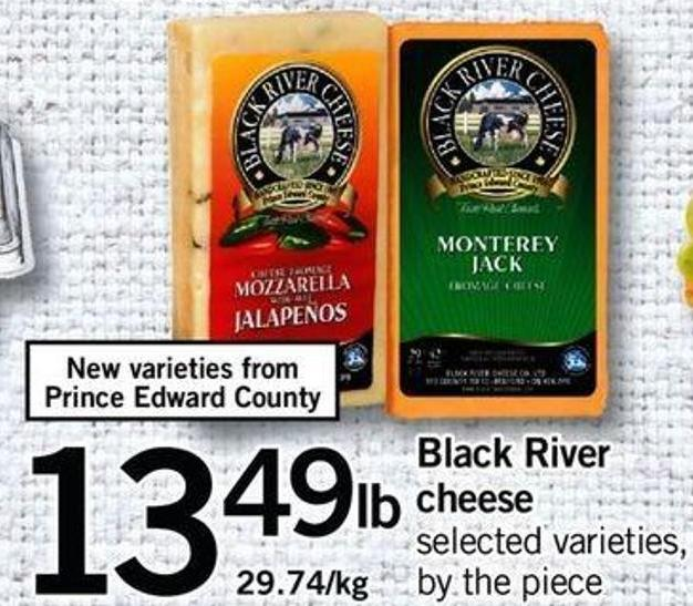 Black River Cheese
