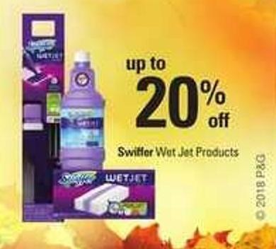 Swiffer Wet Jet Products