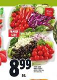 Store Made Family Salads