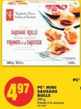 PC Mini Sausage Rolls - 500 g