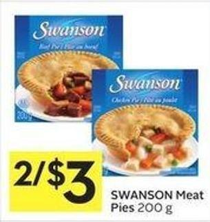 Swanson Meat Pies